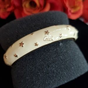 Original Coach Gold Star Bangle